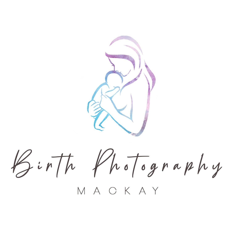 Birth Photography Mackay logo