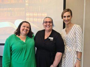 Mackay Regional Council Libraries Podcast, Kat Ilich Author, Katrina Nissen, Unique Focus