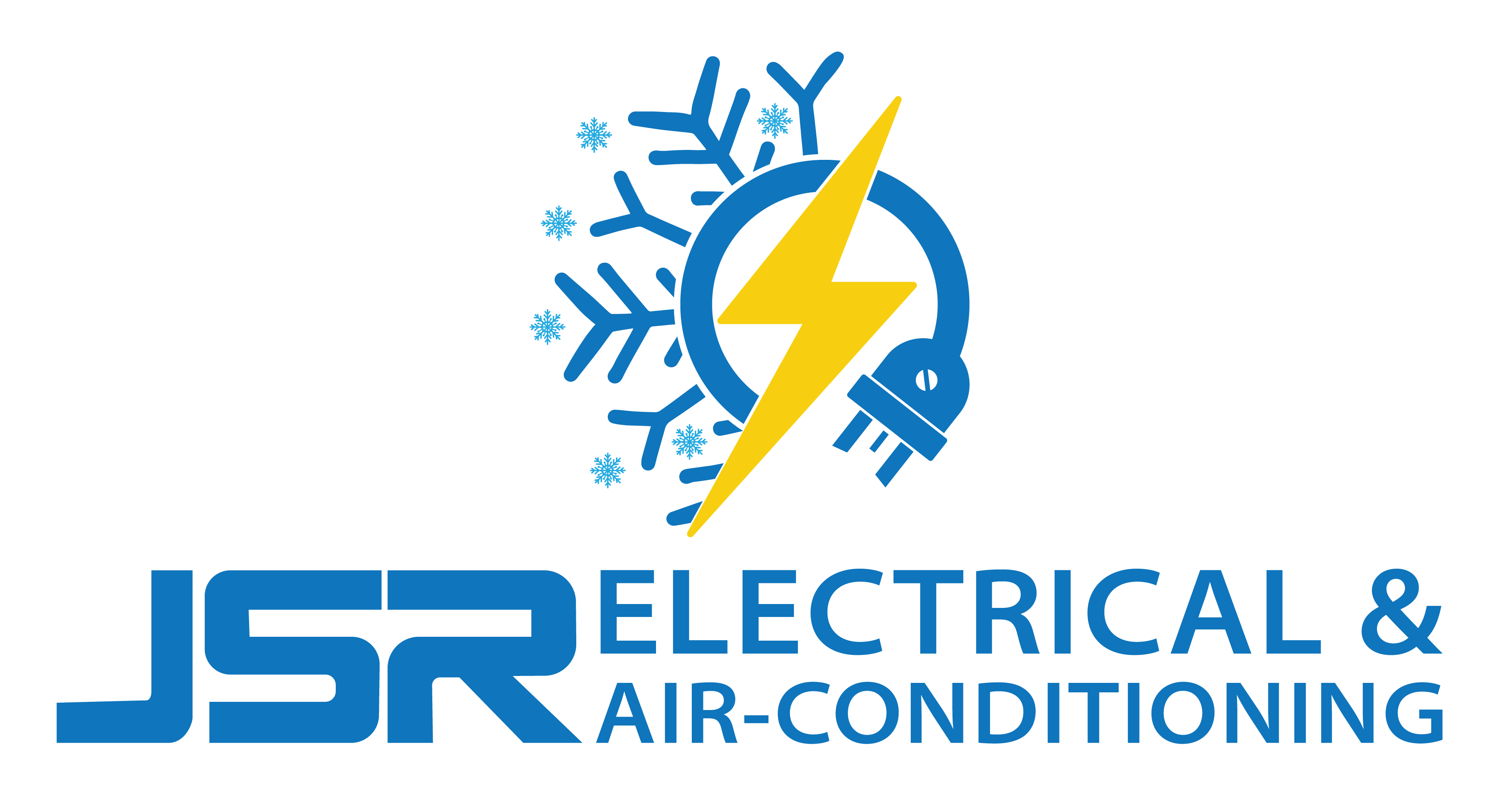 JSR Electrical & Airconditioning Logo